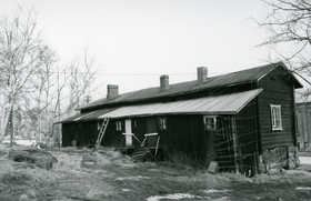 Of United mill villages, the poorest housing situation was at Jämsänkoski in the 1930s. The majority of workers lived in rented one-room homes.