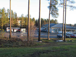 Jämsänkoski, new bus station