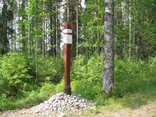 Rauli Jakobsson,  (c) Rauli Jakobsson,  Puinen kestikievaripylväs