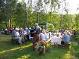 (c) Vekkulan kyläyhdistys ry,  On the Keskinen shore